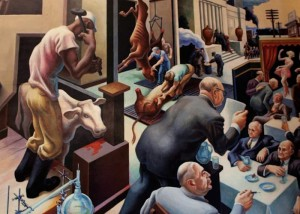 A Social History of Missouri by Thomas Hart Benton